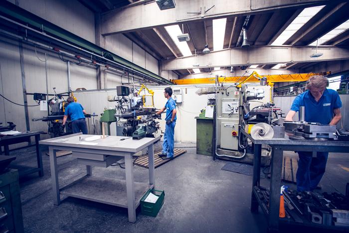 lavorazioni meccaniche acciaio